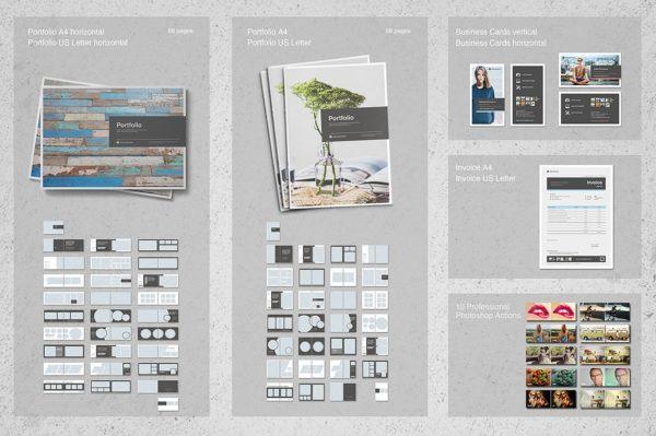 portfolio bundle